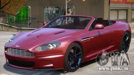 Aston Martin Volante V1.3 für GTA 4