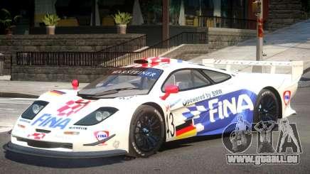 McLaren F1 V1.1 PJ2 pour GTA 4