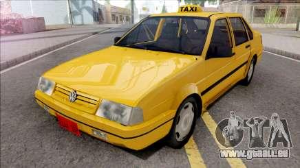 Volkswagen Santana 2000 Mi Taxi pour GTA San Andreas