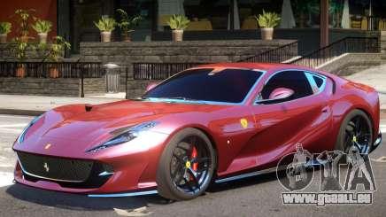 Ferrari 812 Superfast V1 pour GTA 4