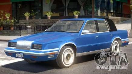 Chrysler New Yorker R1 pour GTA 4
