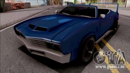 FlatOut Scorpion Cabrio Custom pour GTA San Andreas