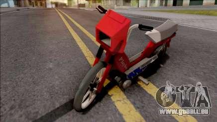 Peugeot 103 v2 pour GTA San Andreas