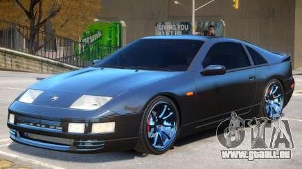 1994 Nissan 300 V1.3 für GTA 4