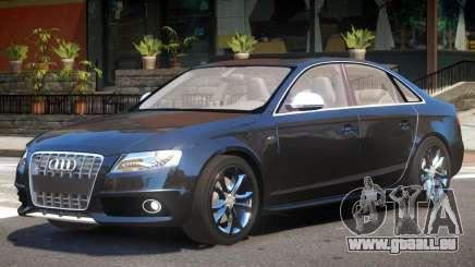 Audi S4 FBI pour GTA 4