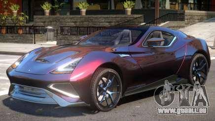 Icona Vulcano Titanium für GTA 4