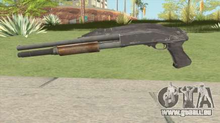 Remington 870 Folding Stock (R.P.D.) für GTA San Andreas