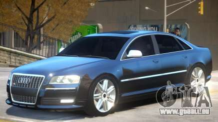 Audi S8 V1 pour GTA 4