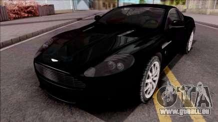Aston Martin DB9 Full Tunable für GTA San Andreas