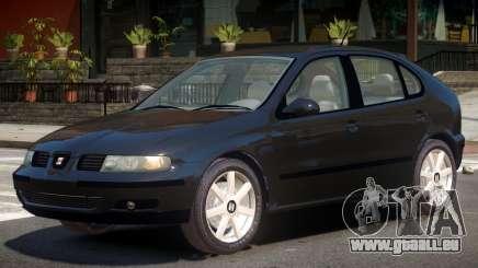 Seat Leon 1.9 TDI pour GTA 4