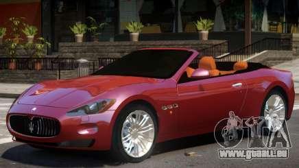 Maserati GranCabrio V1 pour GTA 4