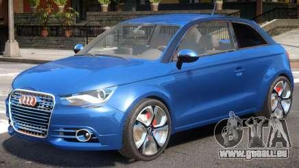 Audi A1 V1.0 für GTA 4