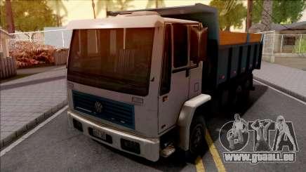 Volkswagen 16200 (DFT-30 Edition) Basculante pour GTA San Andreas