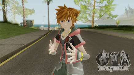 Sora (Kingdom Hearts 3) für GTA San Andreas