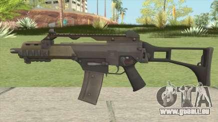 G36C (Battlefield 4) pour GTA San Andreas