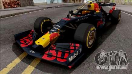 Red Bull RB15 F1 2019 für GTA San Andreas