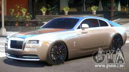 Rolls Royce Wraith Upd für GTA 4