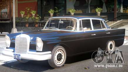 Mercedes Benz W111 V1 pour GTA 4