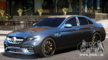 Mercedes Benz E63 Upd für GTA 4