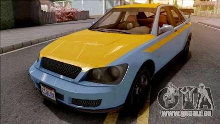 GTA V Karin Sultan RS für GTA San Andreas