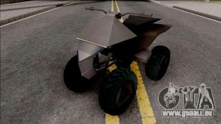 Tesla Cyberquad für GTA San Andreas