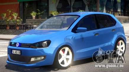 Volkswagen Polo V1 pour GTA 4