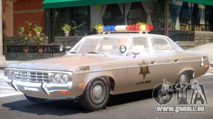 AMC Matador Sheriff V1 für GTA 4