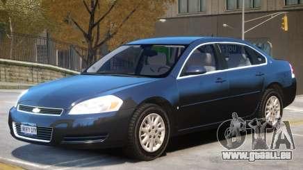 Chevrolet Impala V1 pour GTA 4
