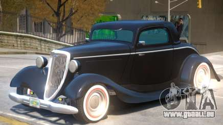 1934 Ford Coupe V1 pour GTA 4