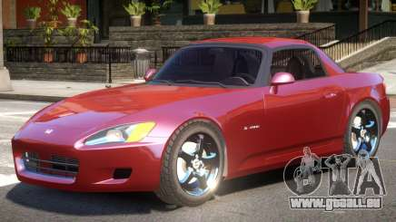 Honda S2000 Y02 pour GTA 4