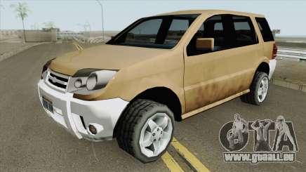 Ford EcoSport (SA Style) pour GTA San Andreas