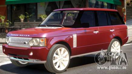 Range Rover Supercharged V1 pour GTA 4