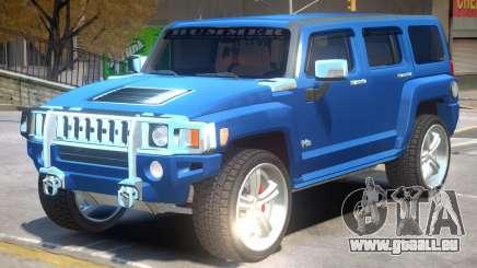 Hummer H3 V1.1 für GTA 4