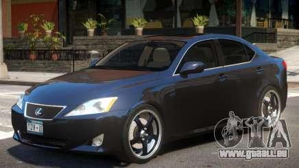Lexus IS350 R2 pour GTA 4