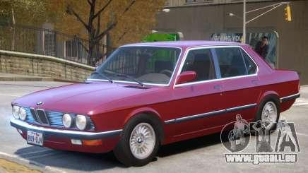 BMW 535 E28 V1.1 für GTA 4