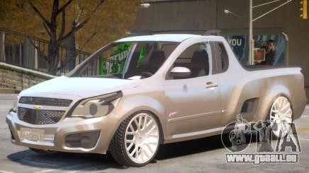 Chevrolet Montana V1 für GTA 4