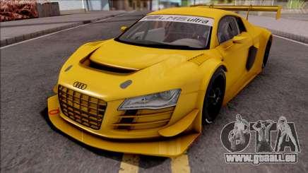 Audi R8 LMS 2014 pour GTA San Andreas