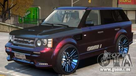 Range Rover Conqueror R2 pour GTA 4