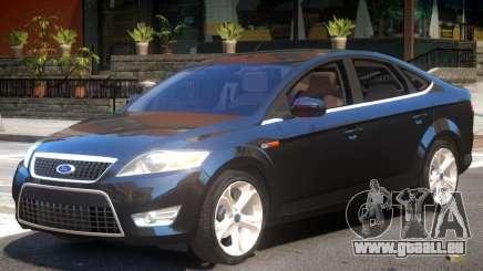 Ford Mondeo V1.1 pour GTA 4