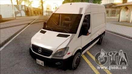 Mercedes-Benz Sprinter 2013 Comum für GTA San Andreas
