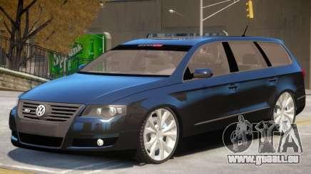 Volkswagen Passat VR50 pour GTA 4