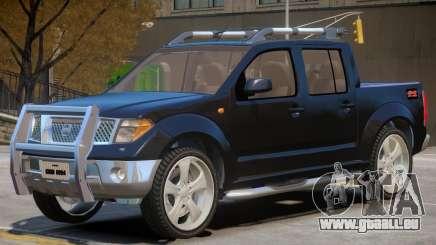 Nissan Frontier V1 pour GTA 4