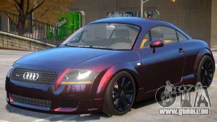 Audi TT V1 pour GTA 4