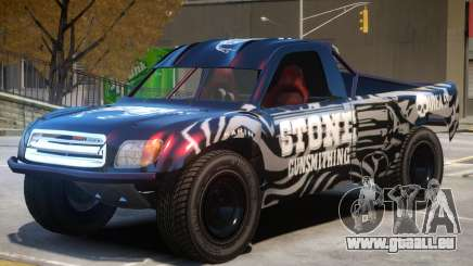 Toyota Tundra Sahara PJ2 für GTA 4