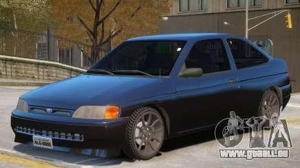1994 Ford Escort V1 für GTA 4
