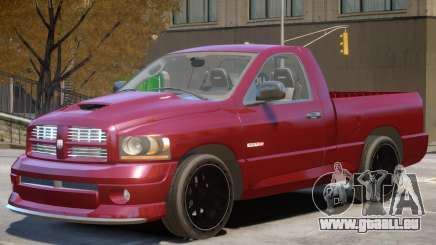 Dodge Ram Tuned pour GTA 4