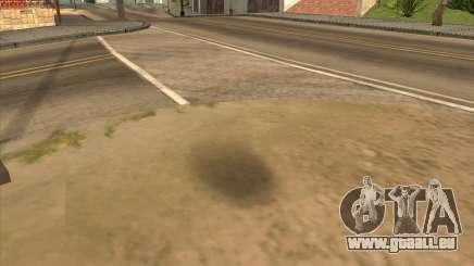 Invisible pour GTA San Andreas