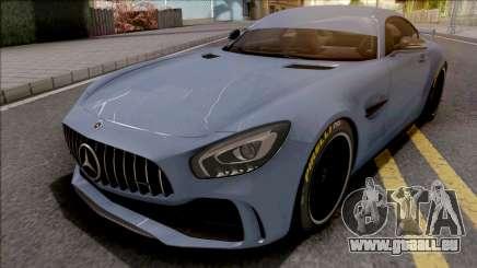 Mercedes-AMG GT R 2019 für GTA San Andreas