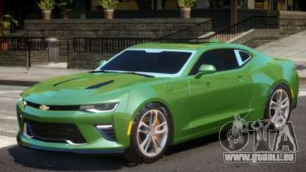 Chevrolet Camaro SS V2 für GTA 4