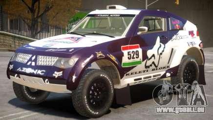 Mitsubishi Montero V1 PJ2 für GTA 4